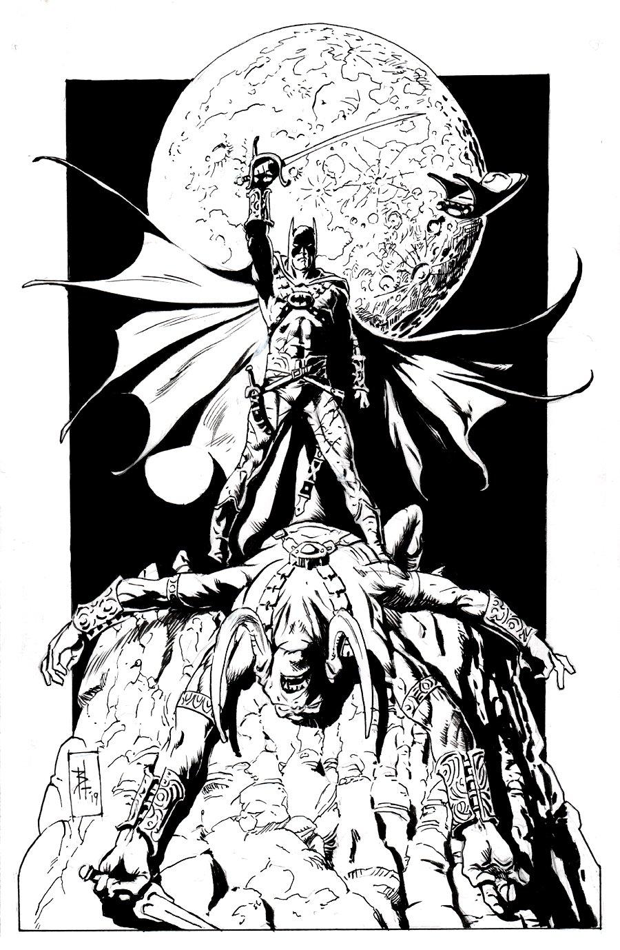 The Batman of Barsoom
