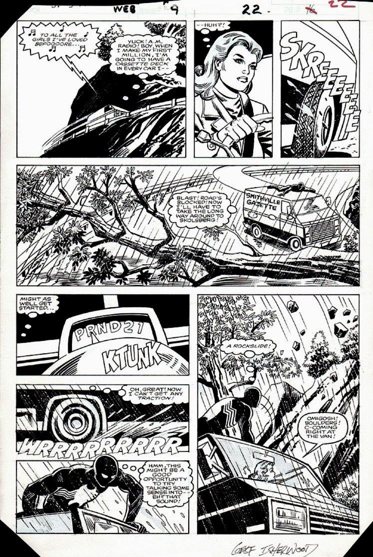 Web of Spider-Man #9 p 22 (1985)