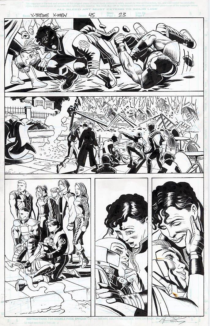 X-Treme X-Men #45 p 23