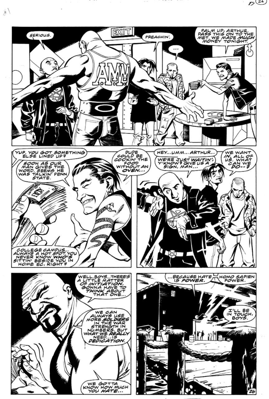X-Men: Children Of The Atom #1 p 26