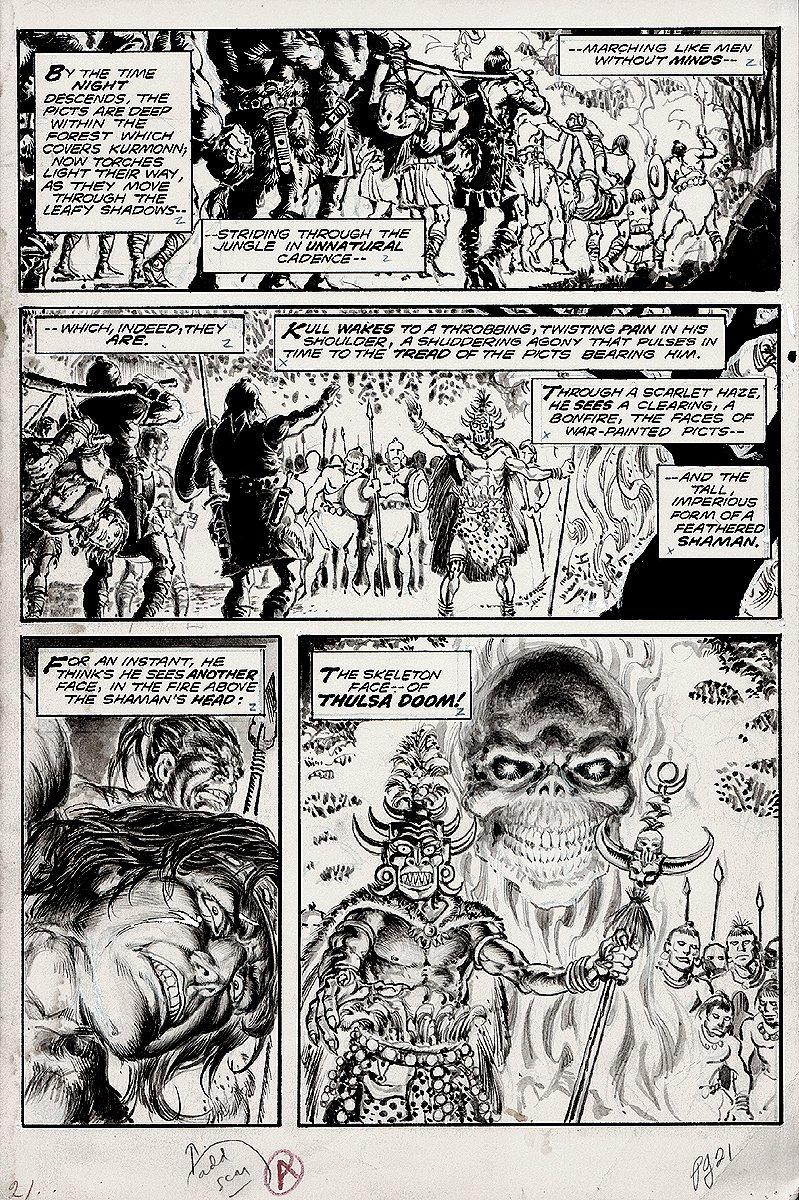 Kull #2 p 17 (Nice!) 1975