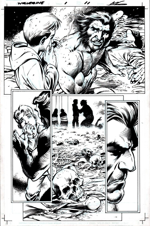 Wolverine #1 p 11 (WOLVERINE ACTION) 2013