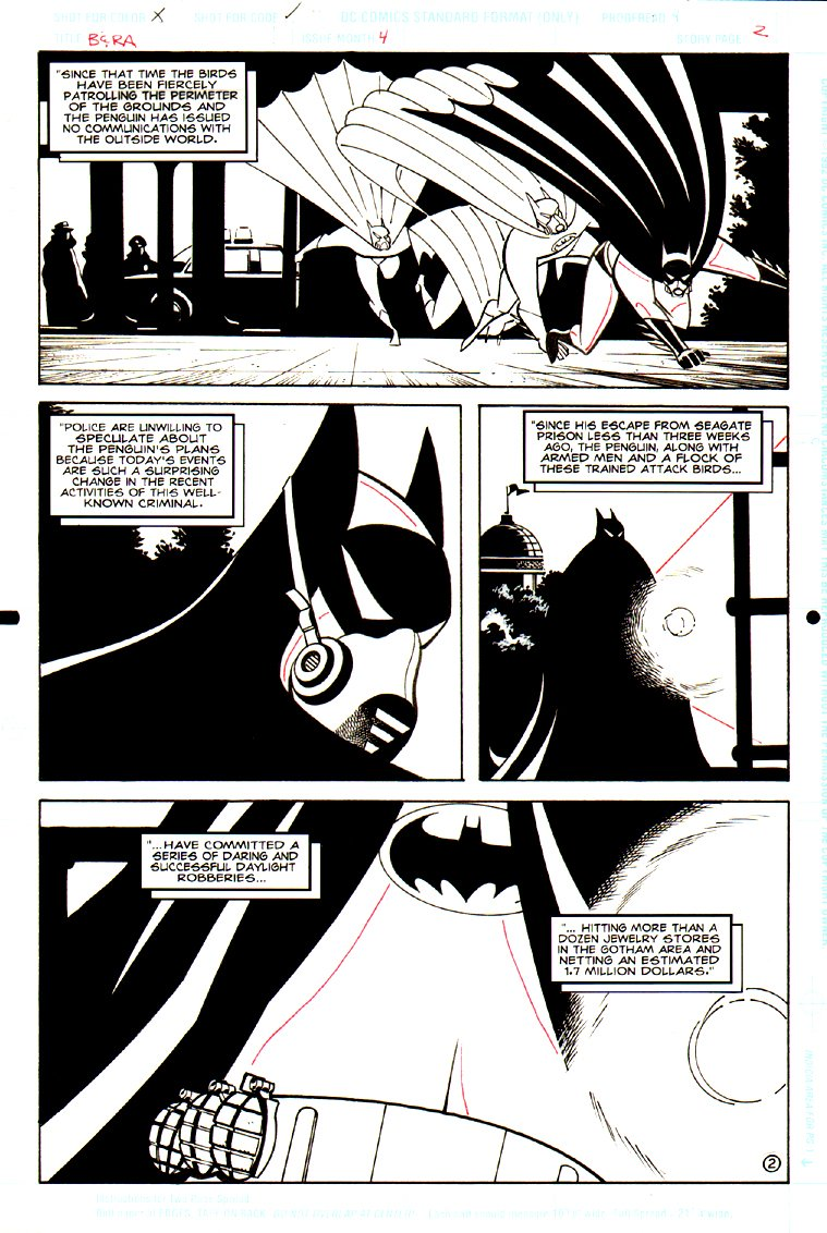 Batman & Robin Adventures #4 p 2