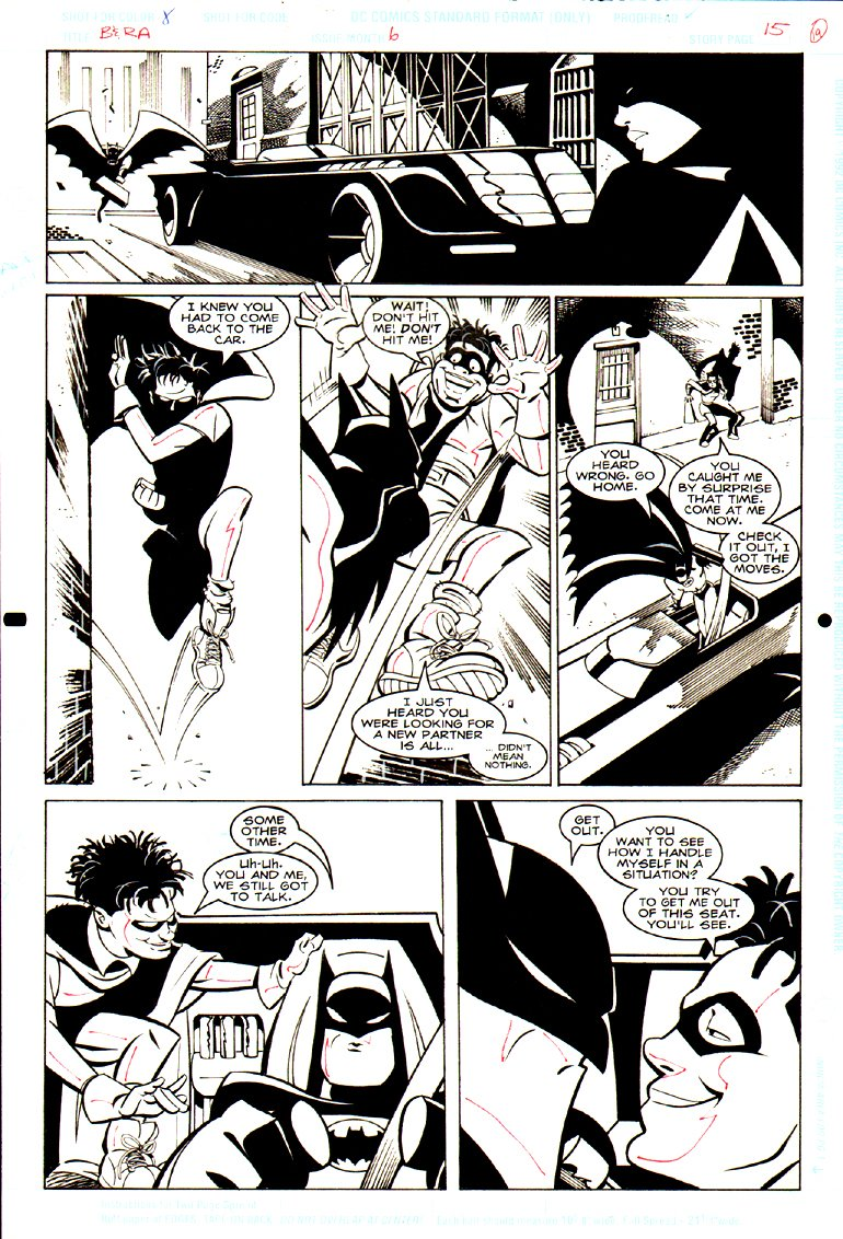 Batman & Robin Adventures #6 p 15