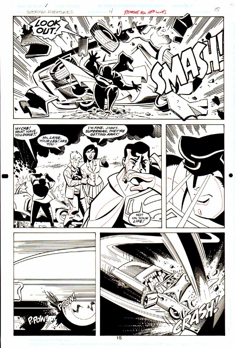 Superman Adventures #4 p 15