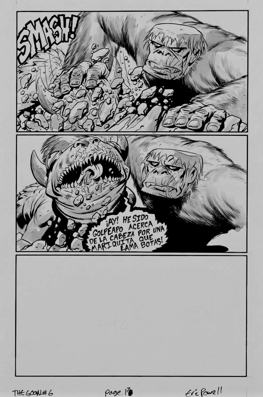The Goon #6 p 17 (2003)