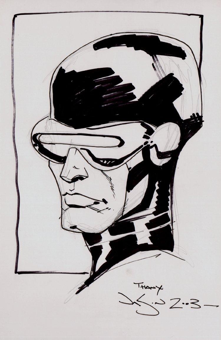 Cyclops Pinup