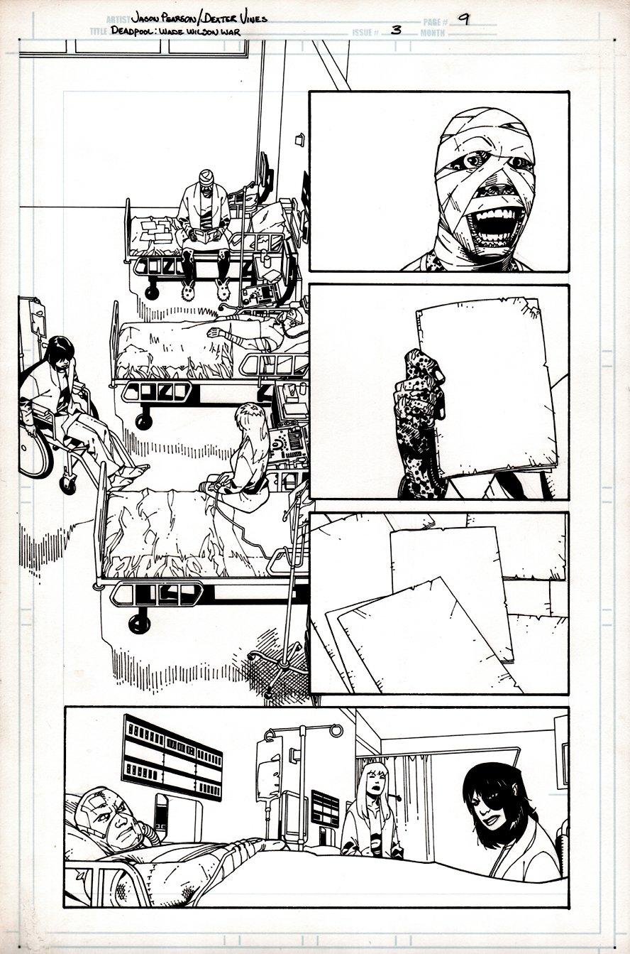 Deadpool #3 p 9 (2010)