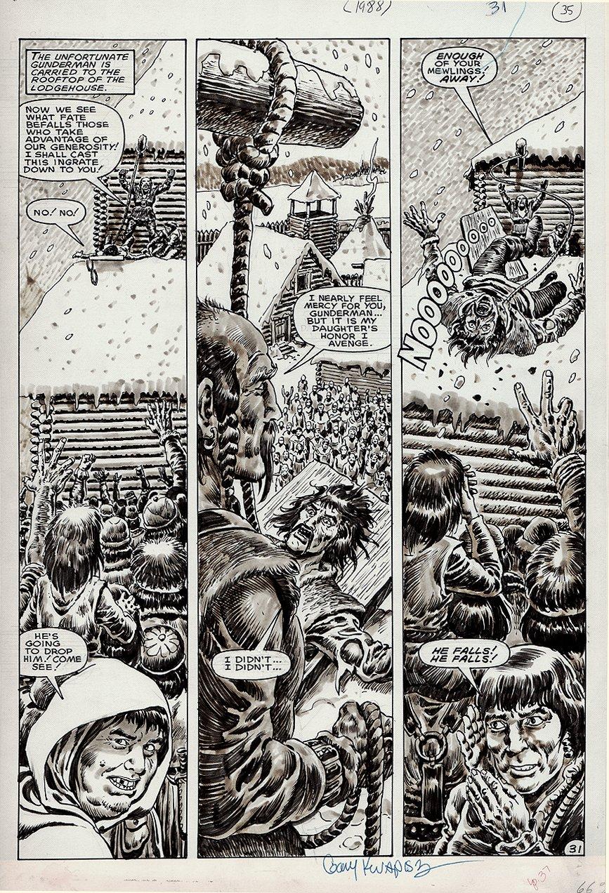 Savage Sword of Conan #? p 35 (1988)