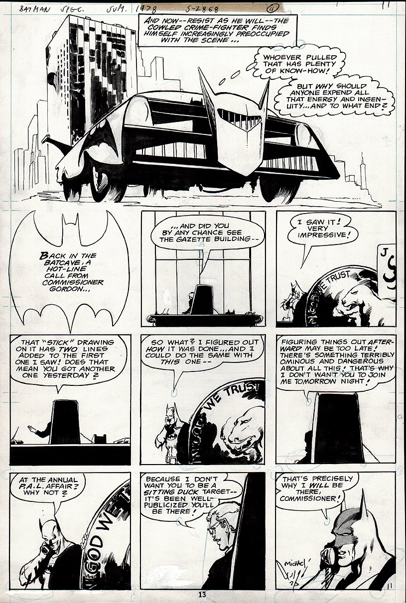 DC Special Series #15 p 11 (1978)