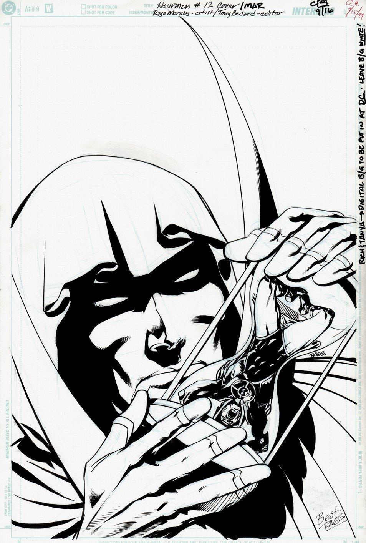 Hourman #12 Cover (1999)