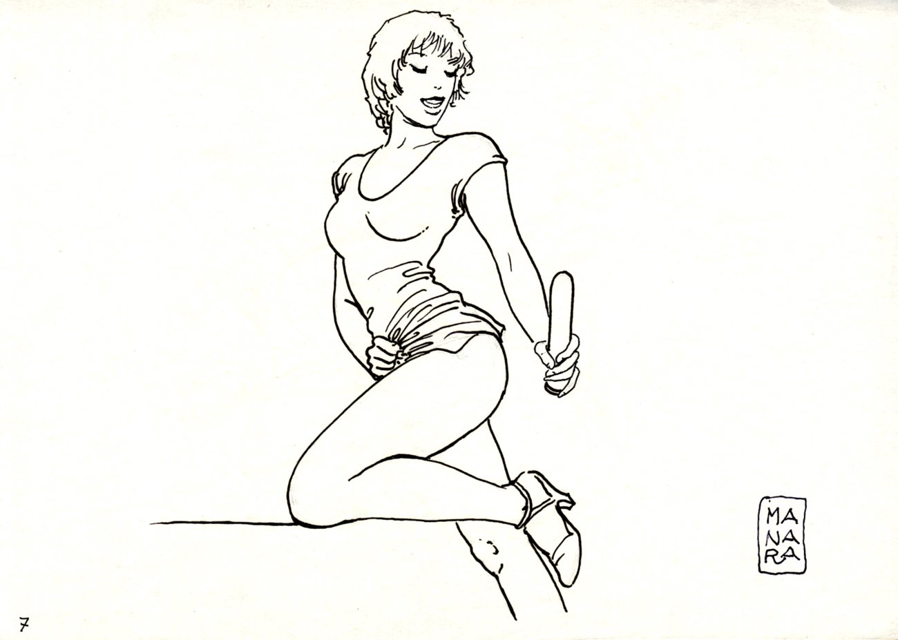 'WEB GIRLS' Wendi Published Pinup #7 (OVER 18 YEARS OLD TO VIEW!) 1999
