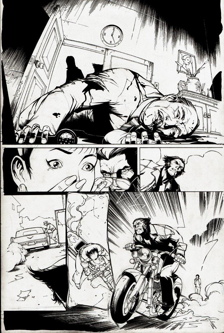 Wolverine #119 p 8