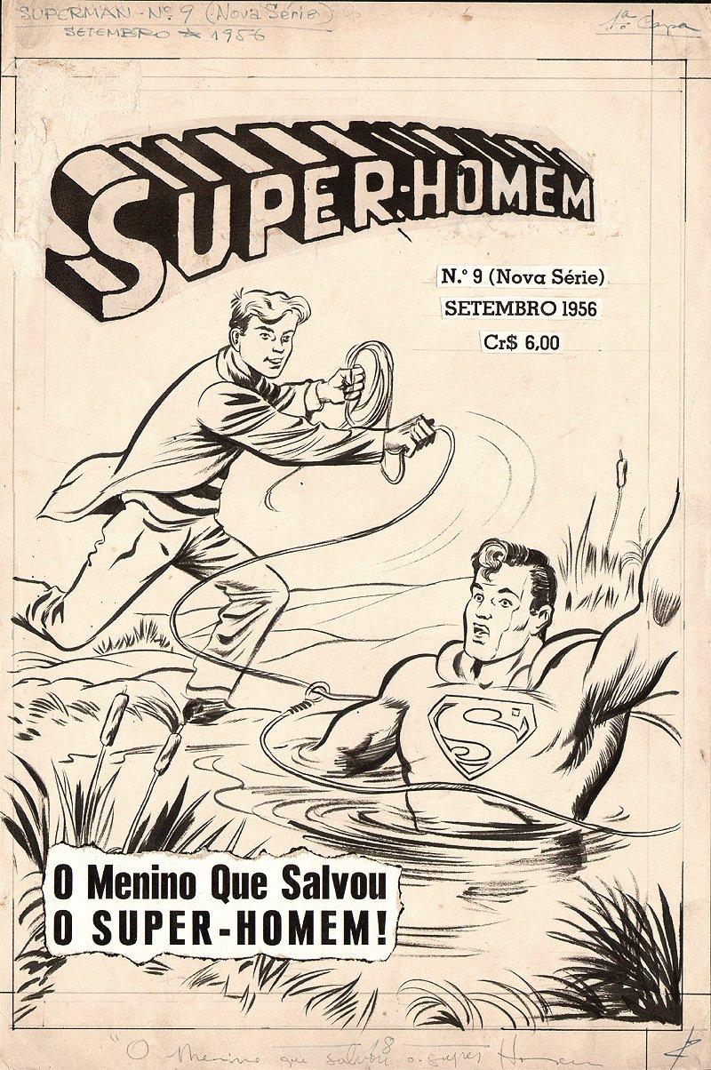 Golden Age Superman