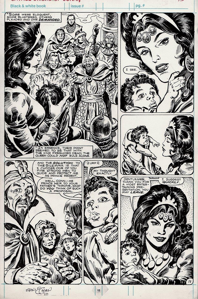 Savage Sword of Conan #169 p 15 (1989)