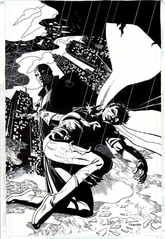 Batman: Family #5 Cover (2003)