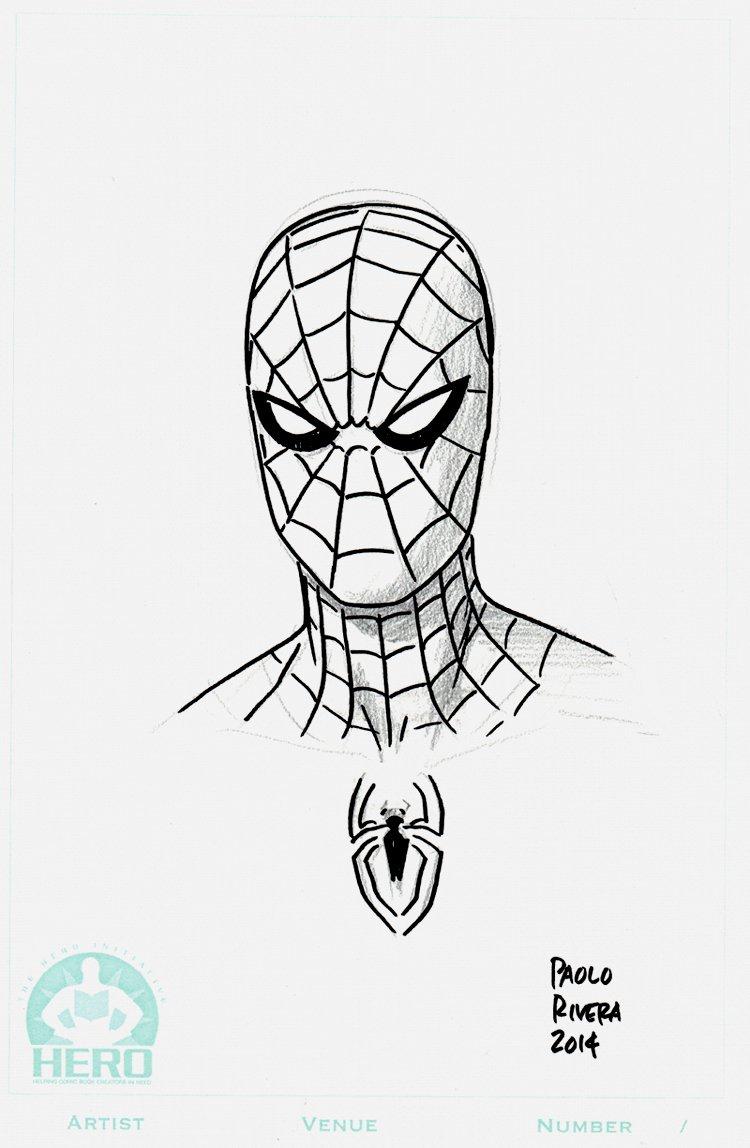 Spider-Man Pinup