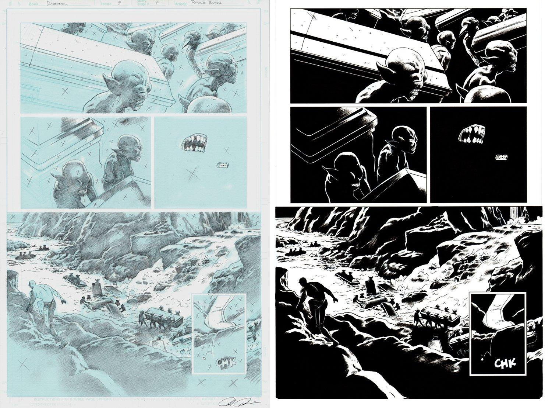 Daredevil #9 p 7 (2011)