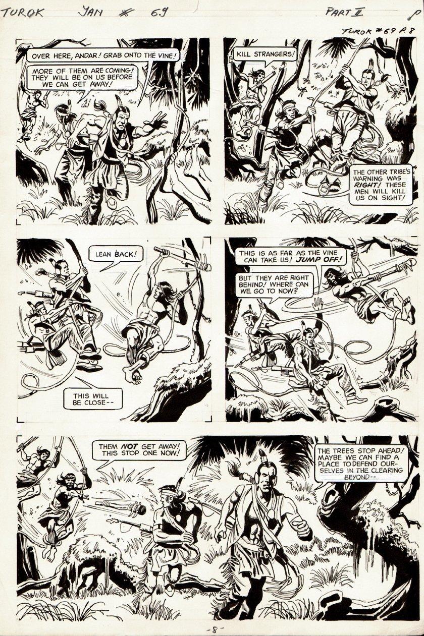 Turok, Son of Stone 69 p 8 (1969)