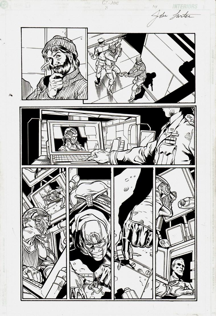 G. I. Joe 8 p 14