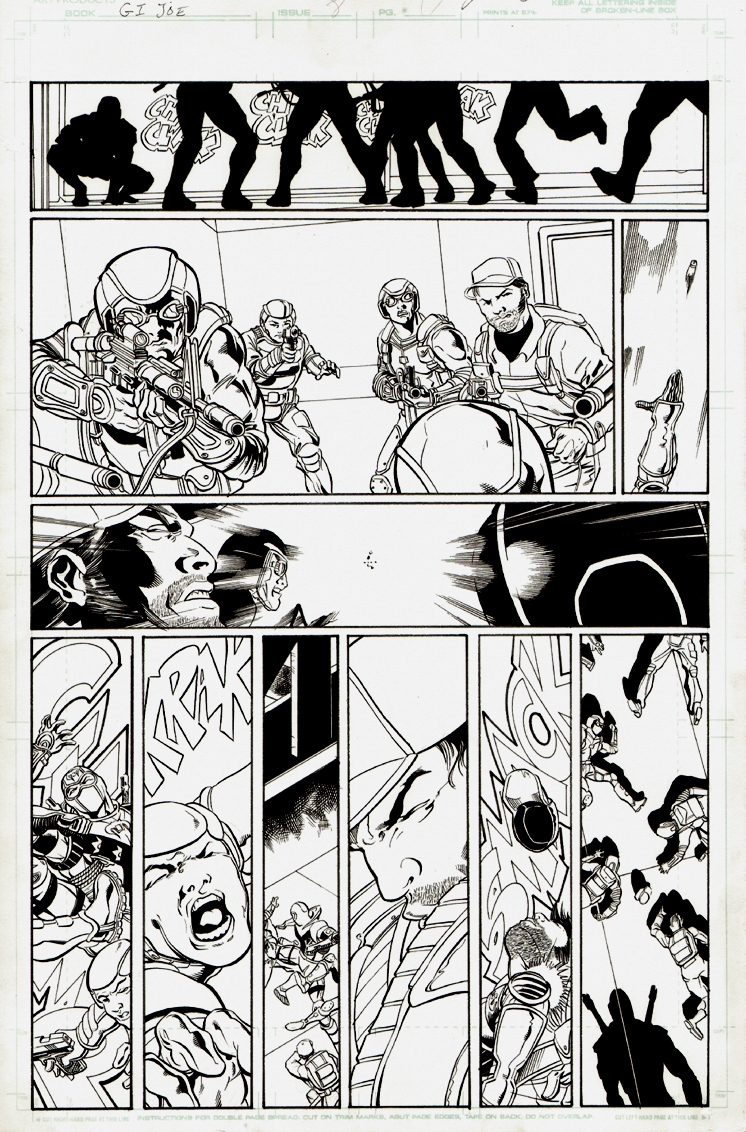 G. I. Joe 8 p 17