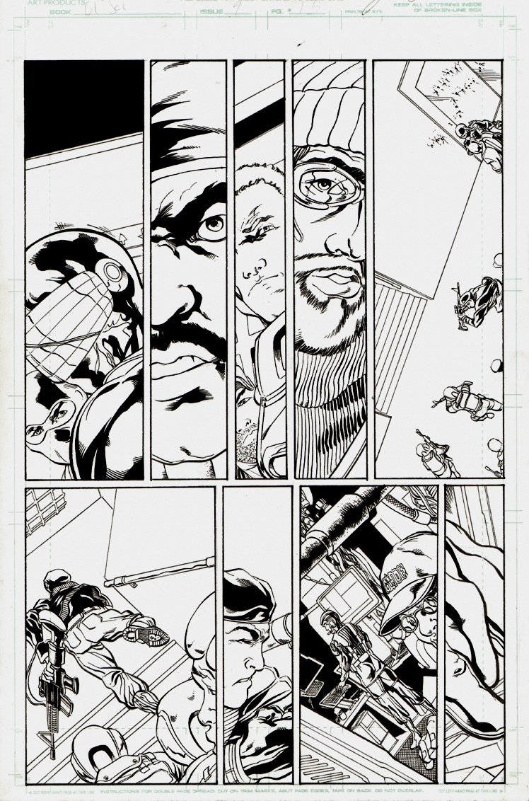 G. I. Joe #9 p 15