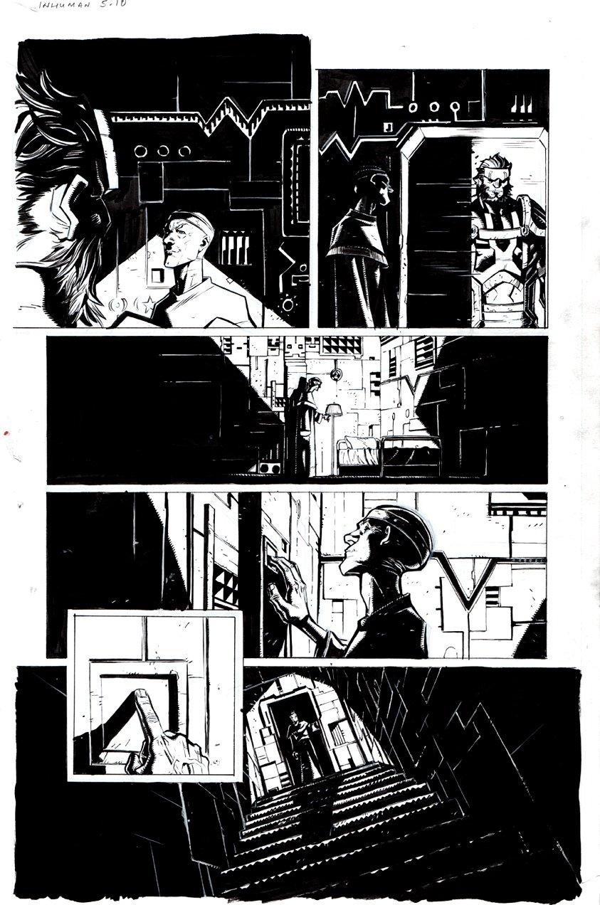 Inhuman #5 p 10 (2014)