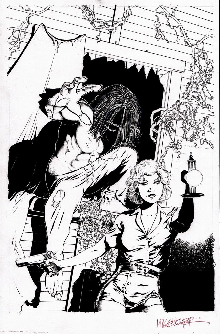 Monster Men #1 Cover