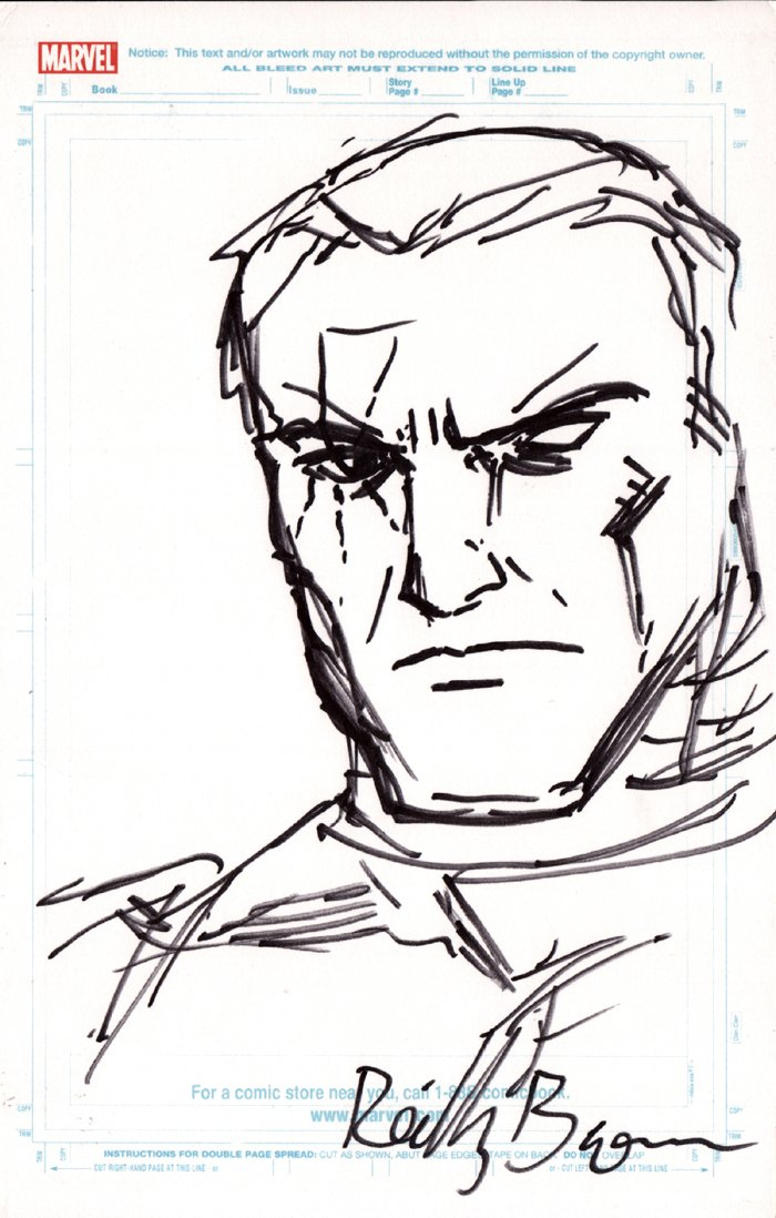 Cable Pinup