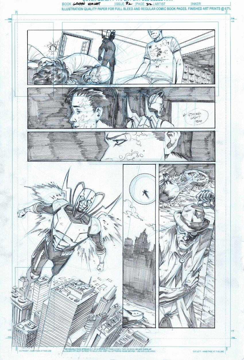Green Hornet #32 p.22 (2012)