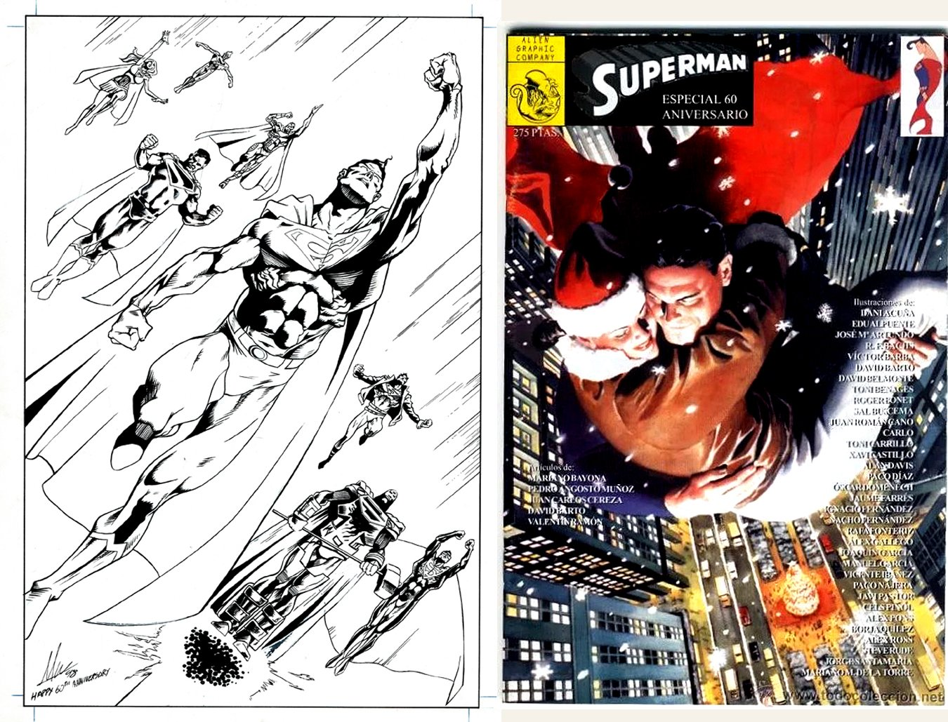 Superman Gallery p 21 SPLASH (1998)