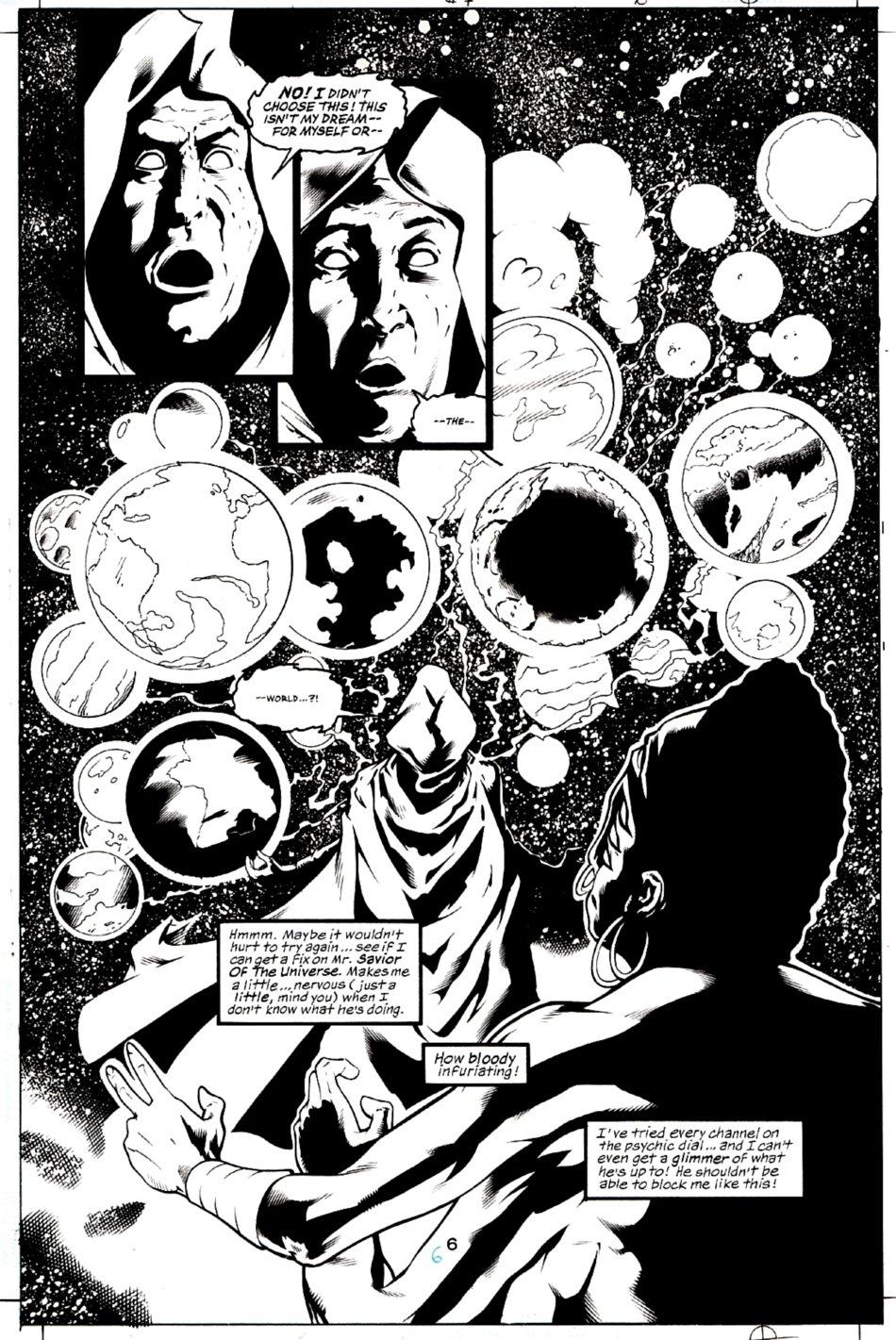 Spectre #7 p 6 Splash (Augera, Stigmonus, & The Spectre!) 2001