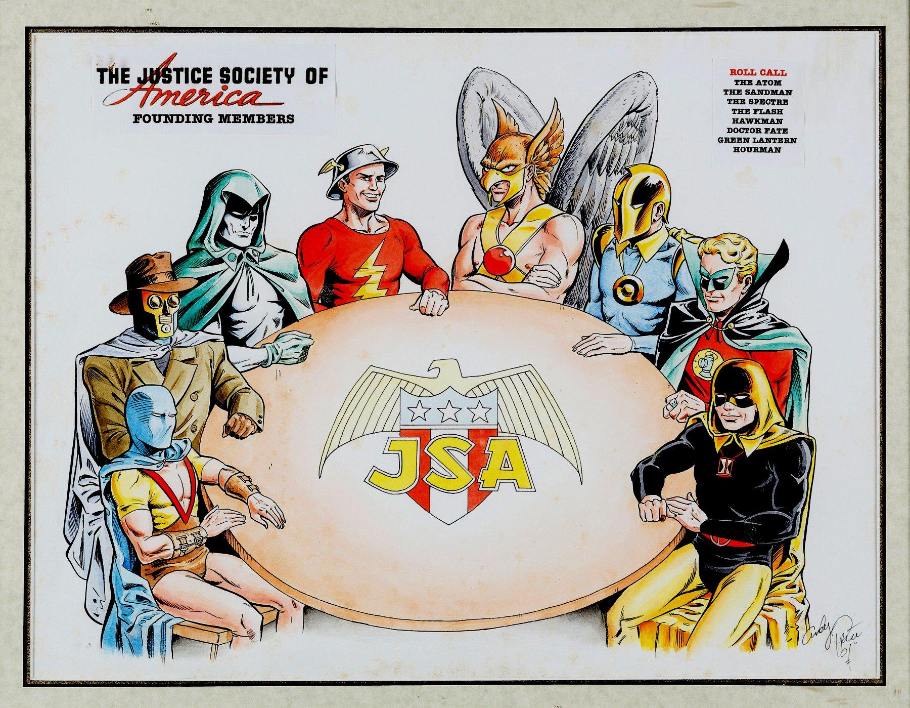 All-Star Comics#3