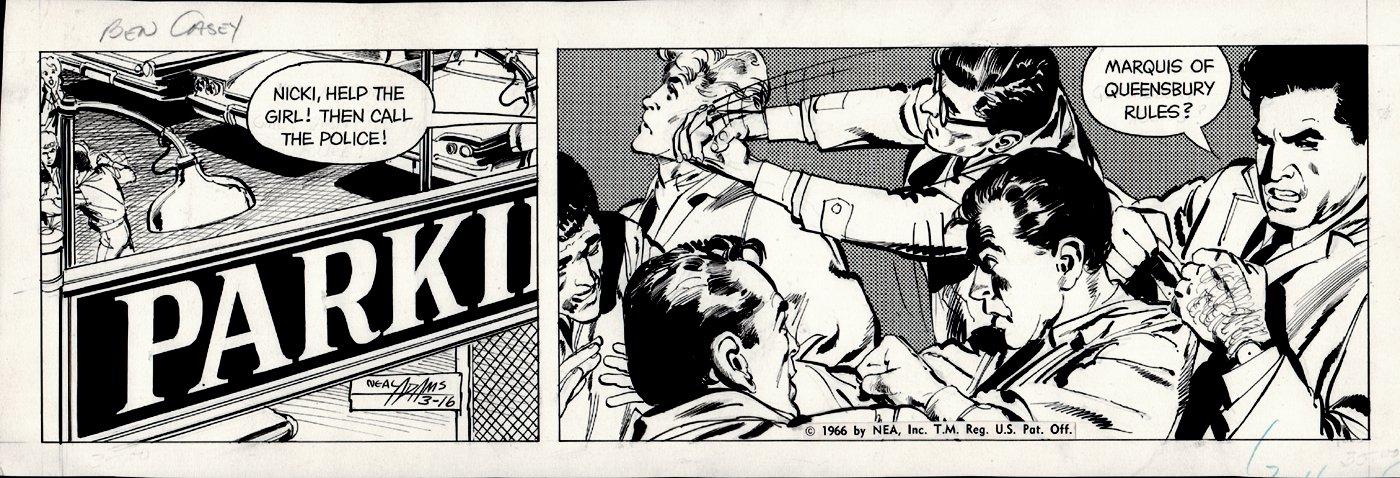 Ben Casey Daily (3-16-1966)