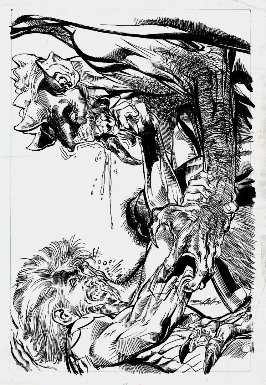 Hybrids #3 Cover (1993)