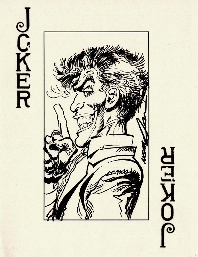 Joker Pinup