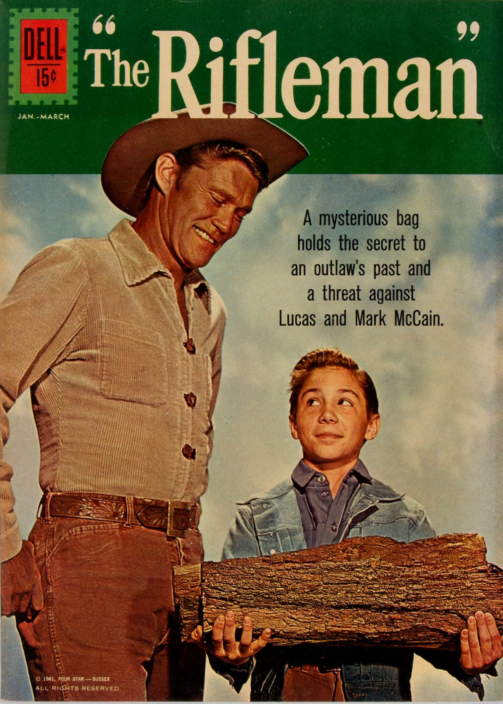 This has nothing to do with art...But is this cover image just WRONG IN SO MANY WAYS? Also, Did Chuck Connors Wet His Pants? LOL