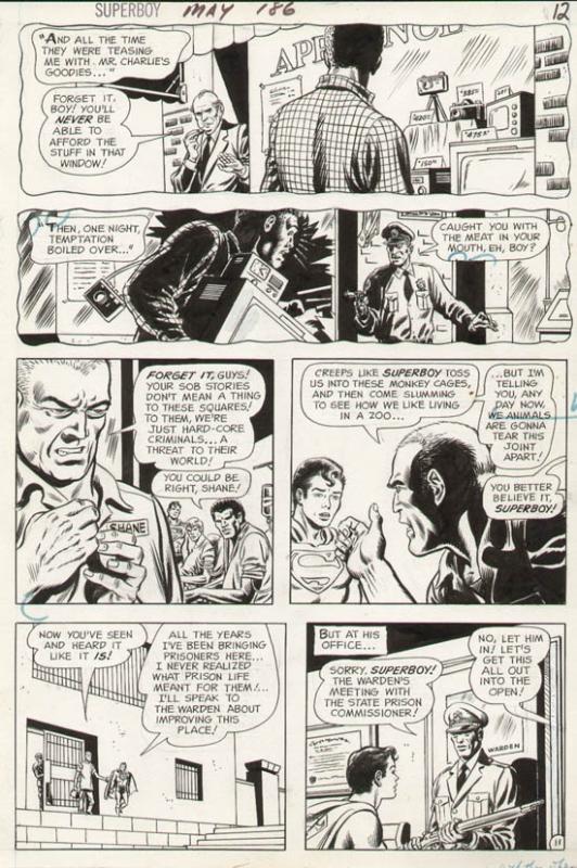 Superboy #186 p 11 (1972)