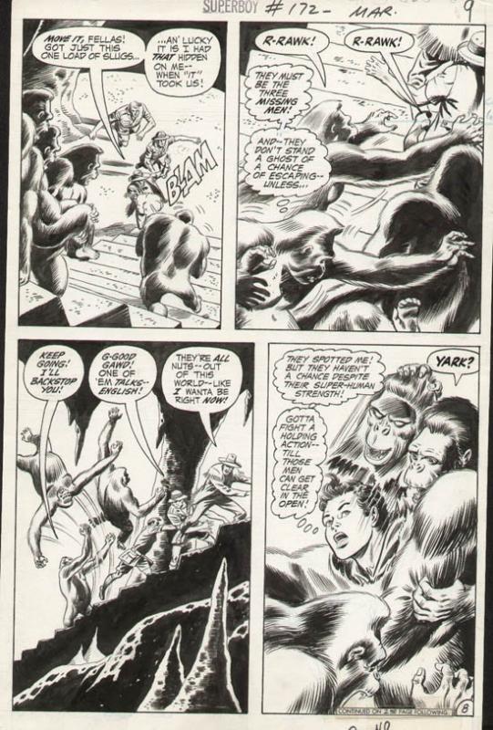 Superboy #172 p 8 (1970)
