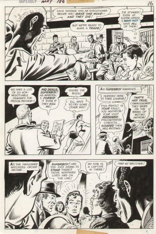Superboy #186 p 15 (1972)