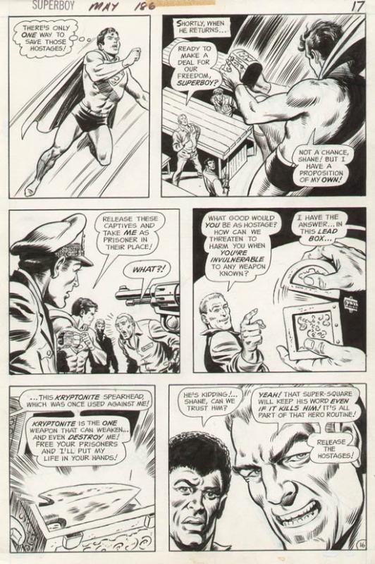 Superboy #186 p 16 (1972)