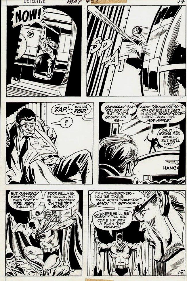 Detective Comics #423 p 12 (1972)