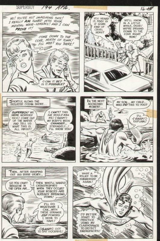 Superboy 194 p 13 (1972)