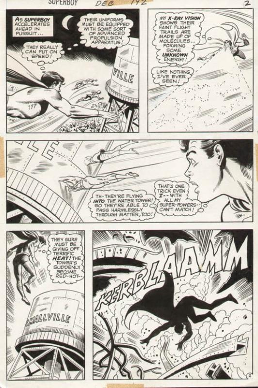 Superboy #192 p 2 (1972)