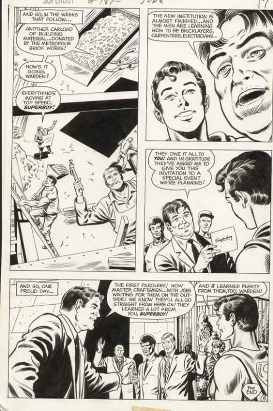 Superboy #187 p 15 (1972)