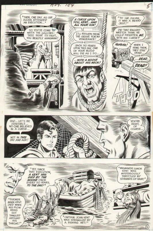 Superboy #189 p 5 (1972)