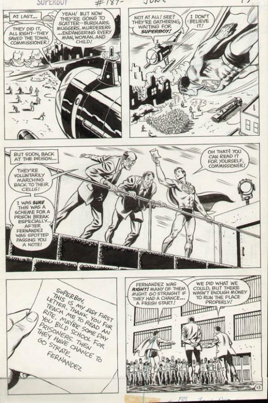 Superboy #187 p 13 (1972)