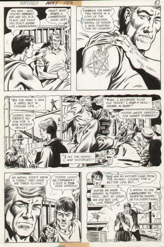 Superboy #186 p 9 (1972)