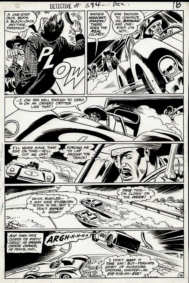 Detective Comics #394 p 14 (1969)