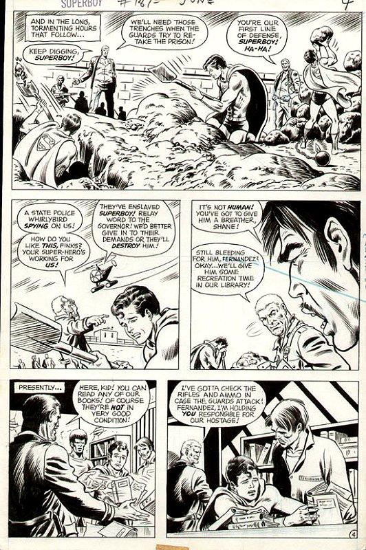 Superboy #187 p 4 (1972)